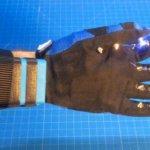 Самодельная перчатка-шокер